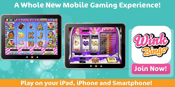 Wink Mobile promotion - GamingZion