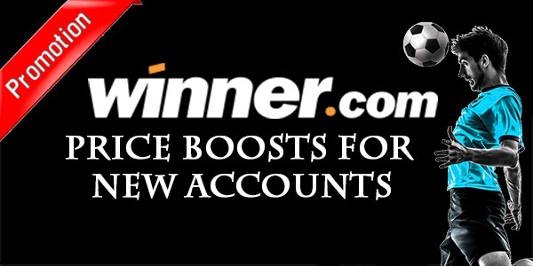 Go for Winner Sportsbook's New Accts Free Bet Promo