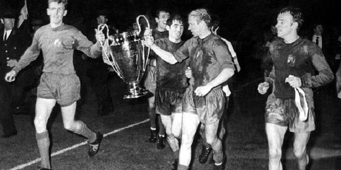 Manchester United 1968 European Cup winners