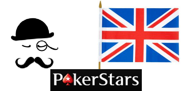 Like A Sir PokerStars Union Jack