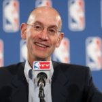 """Adam Silver Comes Out: """"Legalize and Regulate Sports Betting"""""""
