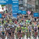 Riders Profit from Confusion in Peloton to Breakaway at Tour de California Stage 2 Race