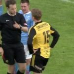 Norwegian Referee Red Cards Homophobia