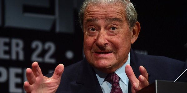 Bob Arum, boxing promoter, fight of the century