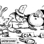CIA Conned By Compulsive Gambler