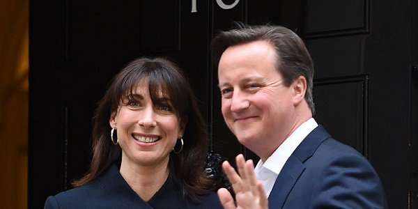 The Camerons, Downing street 10