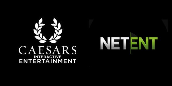 NetEnt comes to an agreement with Caesars Interactive Entertainment