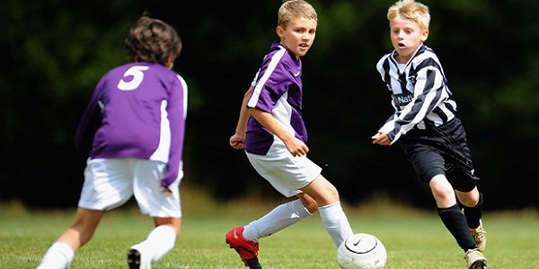 The most expensive teenage footballers Children playing
