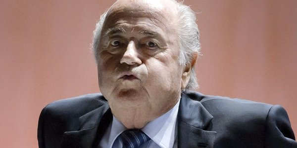 Betting on International football FIFA President Blatter
