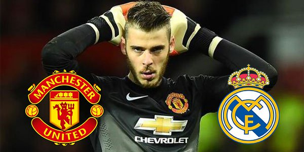De Gea moves to Real Madrid
