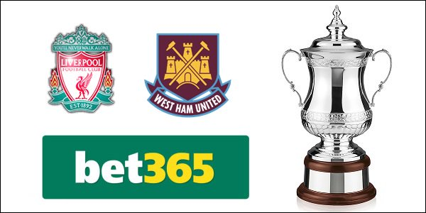 Liverpool v West Ham in the FA Cup