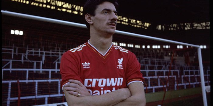 Ian Rush Liverpool captain