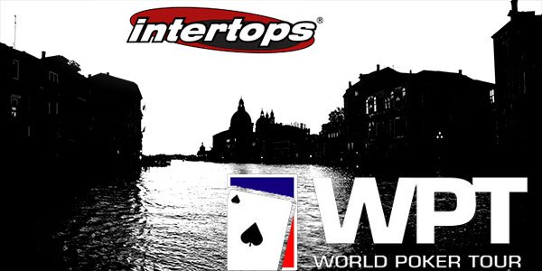 Intertops Poker launches the WPT in Italy