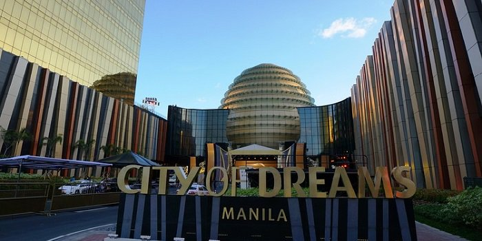 Manila casino, City of dreams