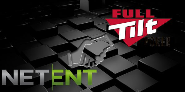 Net Entertainment Full Tilt partnership