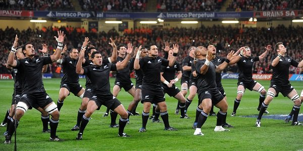 Best Haka dances performed by the New Zealand All Blacks