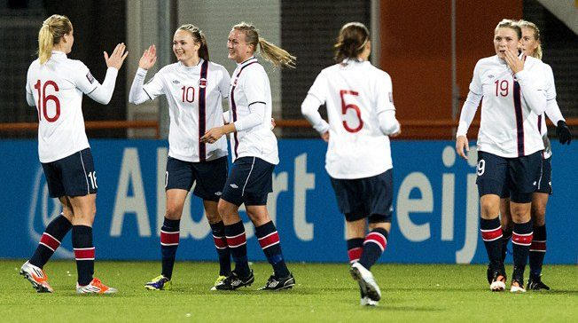 Norway's Women Reach The Last 16 Of The World Cup