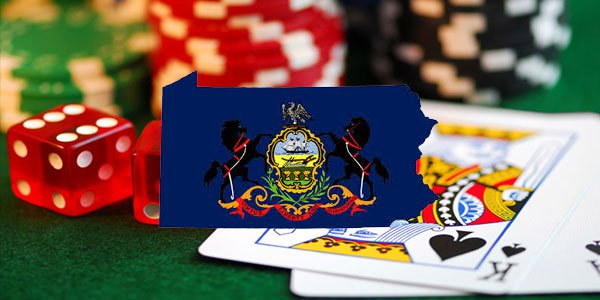 Poker bills waiting for approval in Pennsylvania