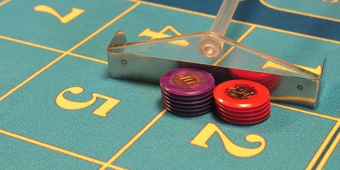 Roulette table bet
