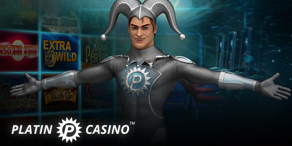 Try the Newest HD Slots at Platin Casino!