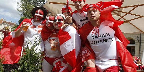 Denmark Sweden Rivalry To Play Out In Play Offs