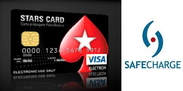 PokerStars Playing It Safe With Launch of StarsCard from SafeCharge