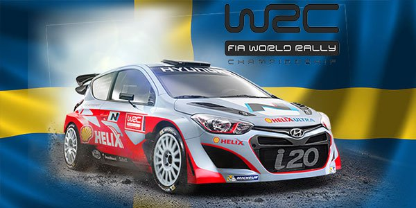 World Rally Championship Sweden