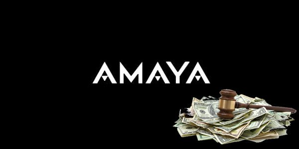 Amaya fined