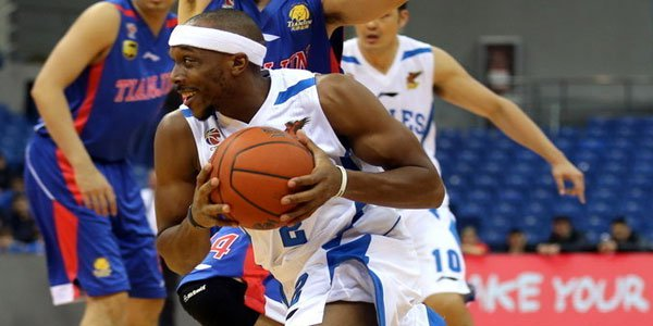 American basketball players China
