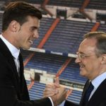 Real Madrid President Supports Gareth Bale