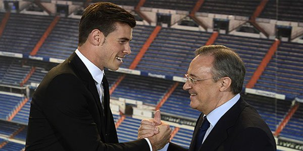 Presidents trusts Bale