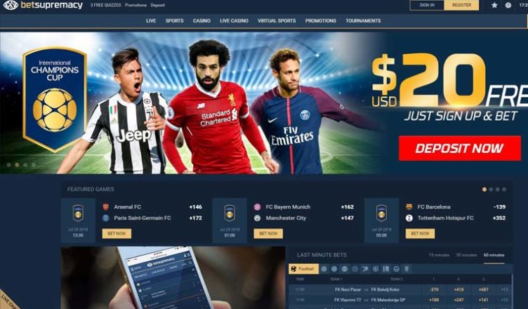review about betsupremacy sportsbook