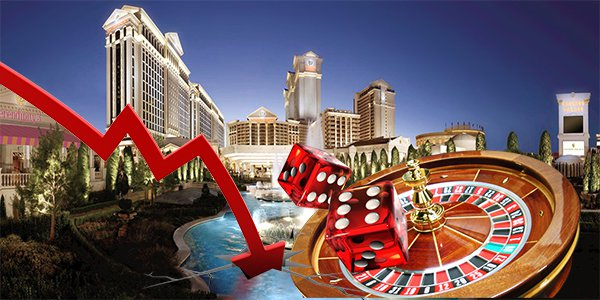 Caesars Entertainment Files for Bankruptcy