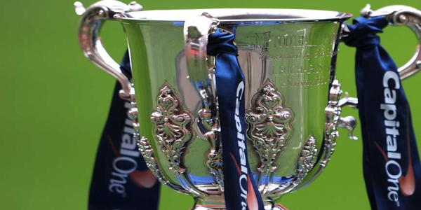 Capital One Cup Betting Preview – Semi-Finals (Return Leg)