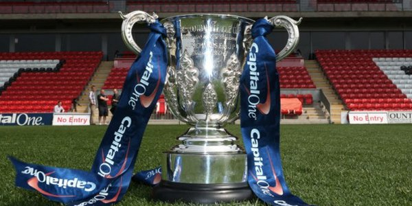 Bet On the Third Round of Capital One Cup and Win Big With the Best Odds
