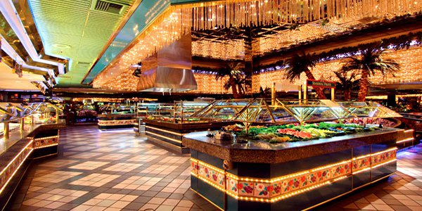 Listen To Your Tummy: Best Vegas Buffets, Part I.