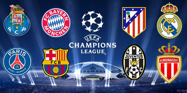 Champions League Betting Preview 1/4 finals