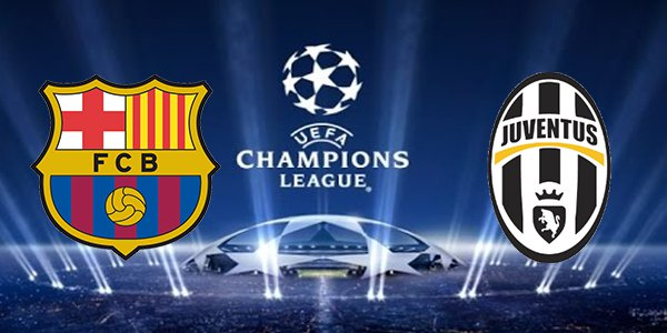 Champions League final: Barca vs Juve