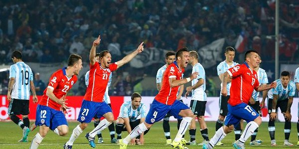Chile in Football World s Elite after Copa Victory vs Argentina ... 11ed5055ea869
