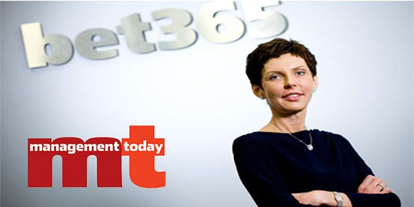 Denise Coates Gets Sixth Place in Top 10 Entrepreneurs List