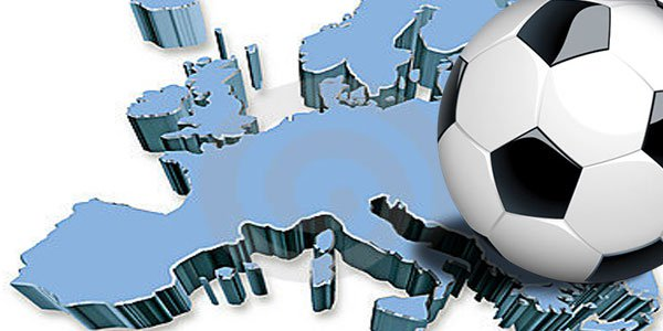 Football matches in Europe