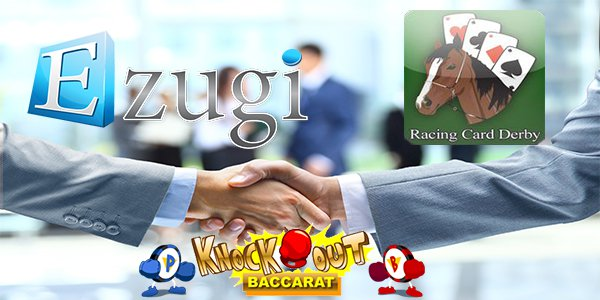 Ezugi and Racing Card Derby Cooperation