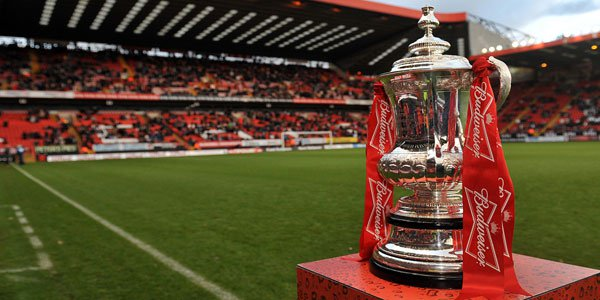 FA Cup matches and odds