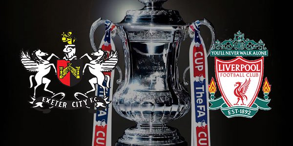 Exeter vs Liverpool FA Cup 2016
