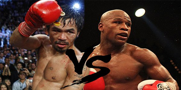 Floyd Mayweather vs. Manny Pacquiao Match is going to take place on May 2