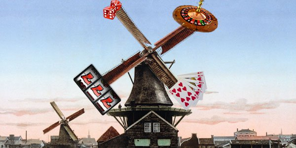 2016 gambling laws in the Netherlands