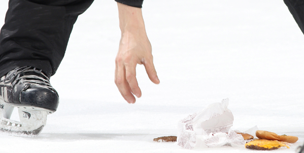 Weird Things NHL Fans Have Thrown on the Ice During Hockey Games