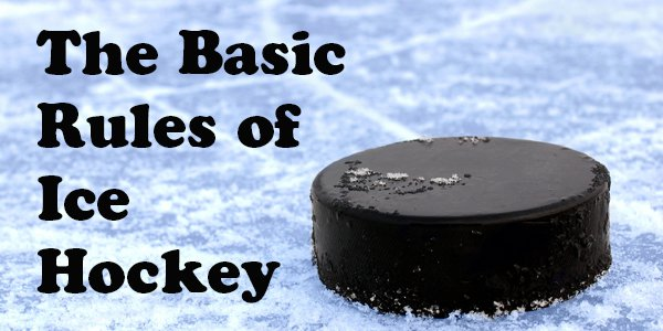 Part of the ongoing series on hockey