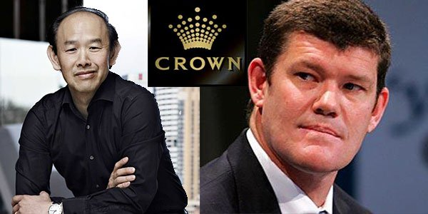 The Crown Resorts Ownership