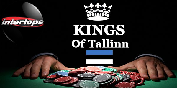 Intertops Poker Online Satellite Winner To Compete In Kings Of Tallinn Poker Festival Gamingzion Gamingzion